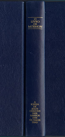 Buchrücken im Original CHRISTO